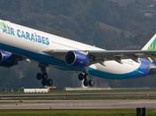 Caraïbes autorise l'utilisation d'un smartphone tablette pendant phases d'atterrissage décollage
