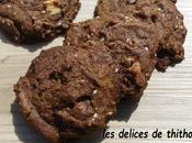 cookies chocolats sésame