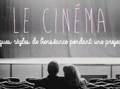cinéma: Quelques règles bienséance