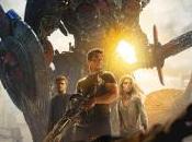 """Nouvelle bande annonce """"Transformers l'âge l'extinction"""" Michael Bay, sortie Juillet."""