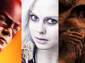 "dévoile trailers pour ""The Flash"", ""Jane Virgin"", ""iZombie"" Messengers"""