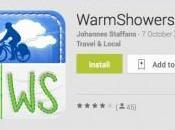 Warmshowers: meilleure Android pour voyageurs vélo
