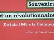 Souvenirs d'un révolutionnaire Lefrançais)