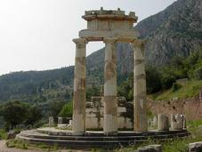 Architecture grece antique