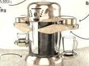 première machine café induction