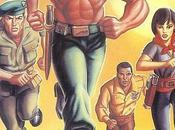 Rambo, dessin animé