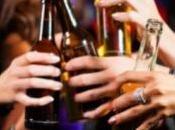 Alcool ans, plaisir l'ivresse fait risque dépendance