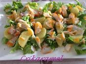 Salade pommes terre haddock