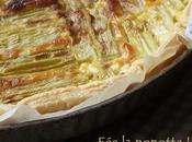 Tarte rhubarbe version classique