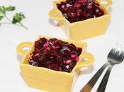 Salade betteraves marocaine