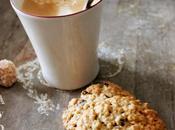Cookies l'avoine, chocolat raisins secs