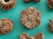 Mini gâteaux chocolat noix coco