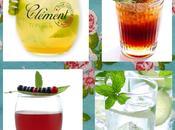 Cocktails pour fête mères Quatre idées fraiches fruitées