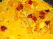 omelette l'ogre chorizo....