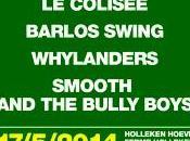Smooth Bully Boys Rock Rholleken Festival Ferme Holleken -Linkebeek, 2014