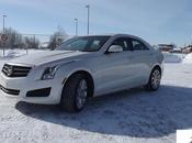 Essai routier: Cadillac 2014