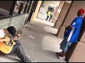 concert entre inconnus fait buzz (Vidéo)