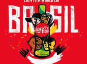 Coca-Cola change robe pour aller Brésil
