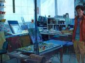 peintures très colorées Andrew