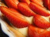 Recette tartes fraises comme chez patissier