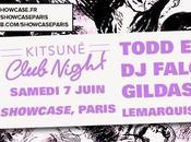 Kitsune Club Night Todd Edwards, Falcon, Gildas, Marquis Showcase (5*2 places gagner)