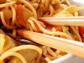 Nouilles chinoises légumes & tofu