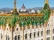 architecture nouveau: N°6: Caisse d'épargne poste Budapest, Hongrie