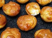 Muffins chorizo feta