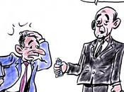 Caricature Jean-François Copé