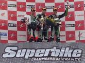 FSBK Nogaro Premier podium saison pour Axel Maurin