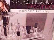 Rangement makeup bijou vernis