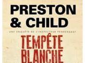 Chronique Tempête Blanche Preston Child (Archipel)