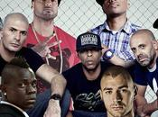 Booba, Benzema Rohff programme documentaire Foot Musique.