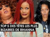 Rihanna pires grimaces