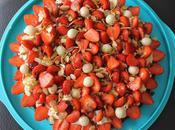 Tarte fraises façon Fantastik Michalak