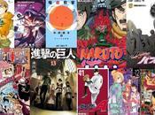 Ventes manga Japon semestre 2014 pirate ninja sont-ils morts