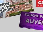 résistance contre fusion Auvergne Rhône-Alpes s'organise