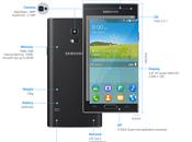Samsung Galaxy officialisé roulant sous Tizen