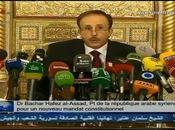 VIDÉO. Journal Syrie 05/06/2014. Bachar Hafez al-Assad, président