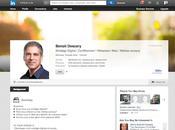 LinkedIn offre profils Facebook pour comptes premium