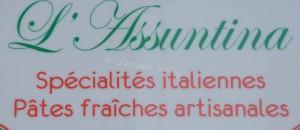 Inauguration l'Assuntina