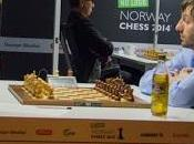 Norway Chess Carlsen Aronian