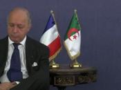 ALGERIE FRANCE. Vidéo: l'inénarrable Laurent Fabius s'endort pleine réunion Alger