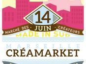 Rendez-vous summer CREAMARKET samedi juin avec plus créateurs Made