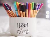 Rêve couleur, c'est secret bonheur
