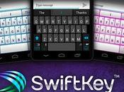 Swiftkey, clavier Android, devient gratuit