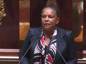 Christiane Taubira projet réforme pénale représente formidable progrès