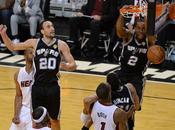 Finales 2014 game Spurs déroulent E-N-C-O-R-E