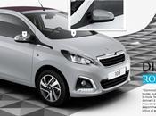 Peugeot personnalise petite vitesse