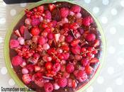Fondant Chocolat Fruits Rouges sans Lactose